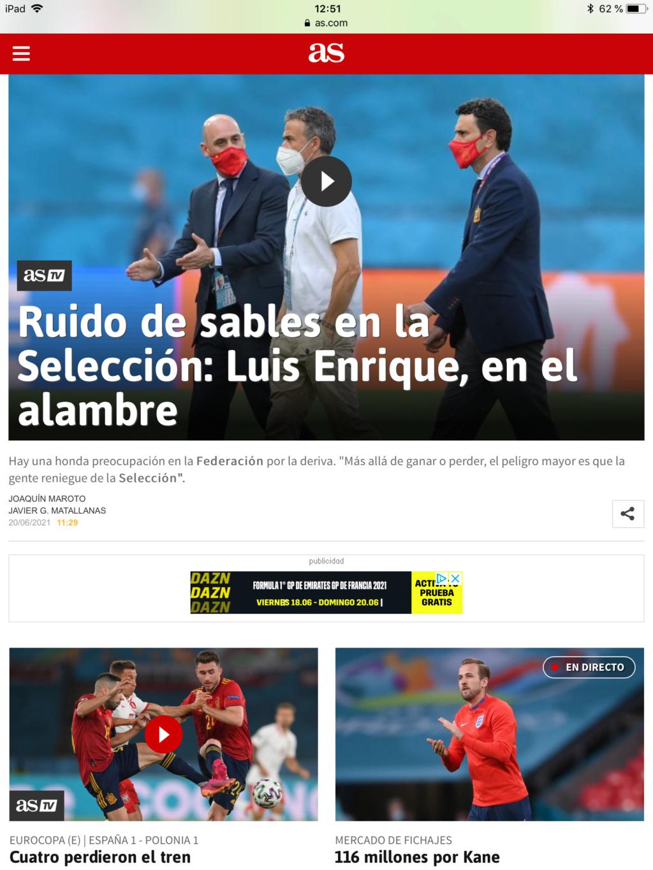 SELECCIÓN ESPAÑOLA DE FÚTBOL: TOPIC OFICIAL  - Página 6 De341710