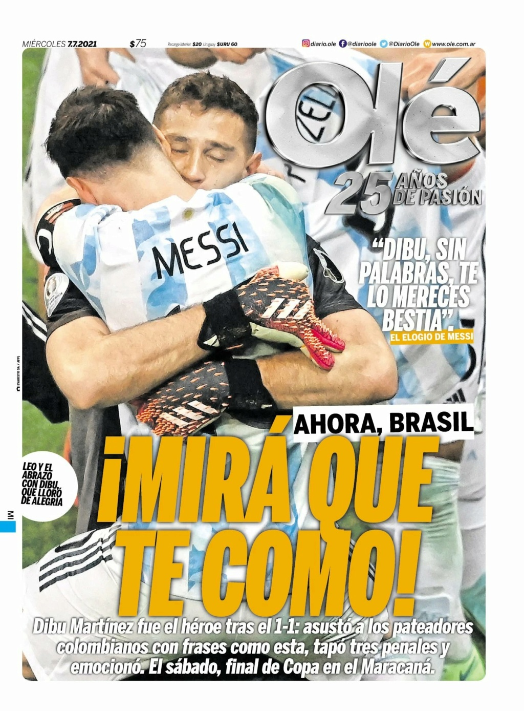 Vamos, vamos, Argentina. Esa Copa linda y deseada - Página 12 E5rfsa10
