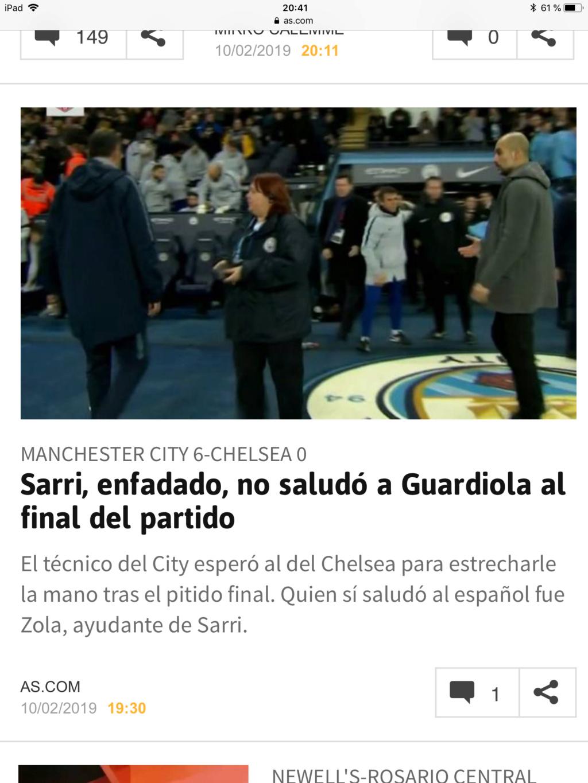 Pep Guardiola: Take the ball, pass the ball. Lider de la Premier.  - Página 17 F3a15e10