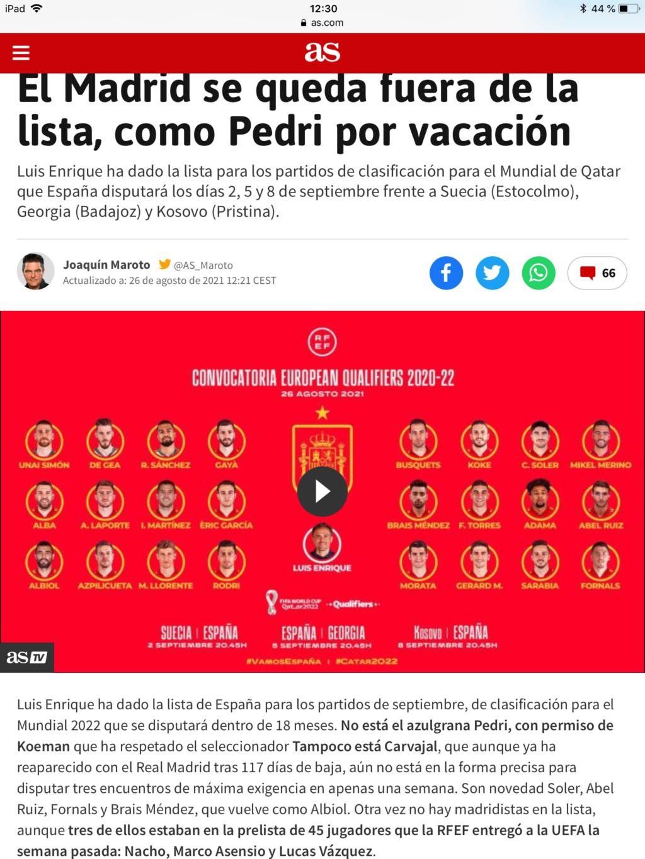 SELECCIÓN ESPAÑOLA DE FÚTBOL: TOPIC OFICIAL  F3b55e10