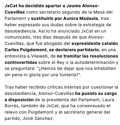 El prusés Catalufo Scre1367