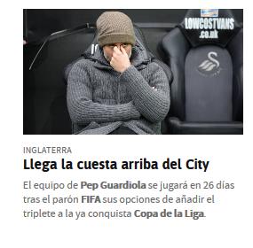 """Pep Guardiola: """"I am for fair football, for fair decisions"""" I'm sorry - Página 4 Scree269"""