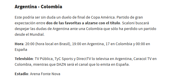 Vamos, vamos, Argentina. Esa Copa linda y deseada - Página 9 Scree409