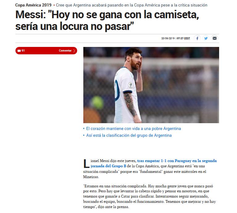 Vamos, vamos, Argentina. Esa Copa linda y deseada - Página 9 Scree424