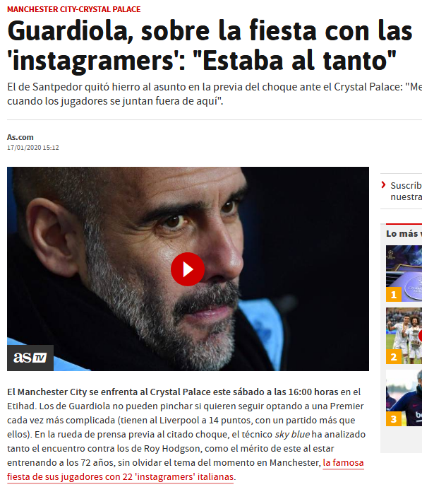 Pep Guardiola: Winter is Coming. A veintidó, veintidó, veintidó del líder de la Premier. La Premier - Página 4 Scree818