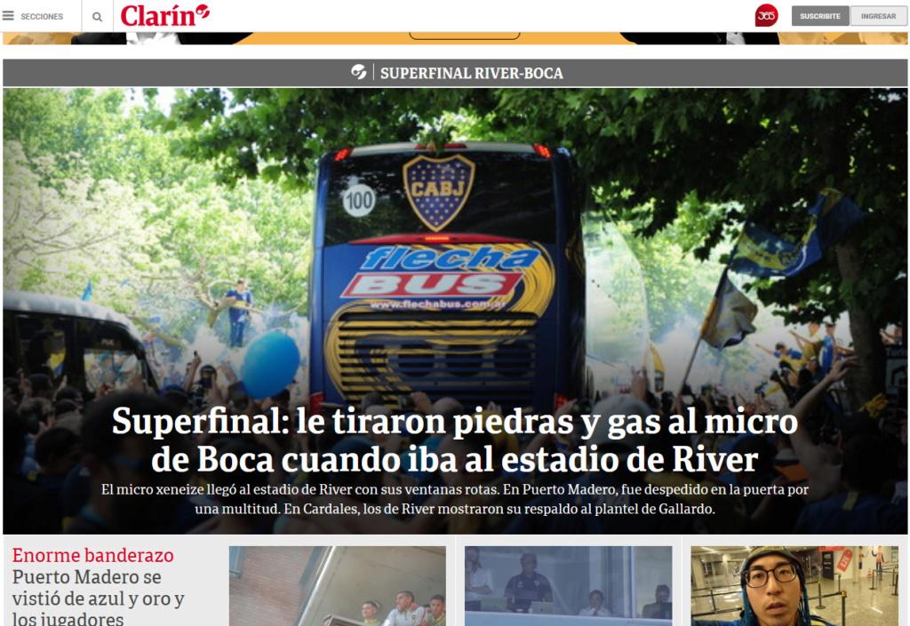Vamos, vamos, Argentina. Esa Copa linda y deseada Screen13