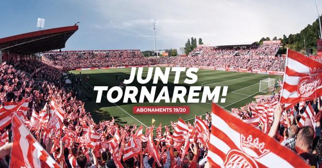 [J05] Cádiz C.F. - Girona F.C. - Sábado 14/09/2019 20:30 h. #CádizGirona Abonad14