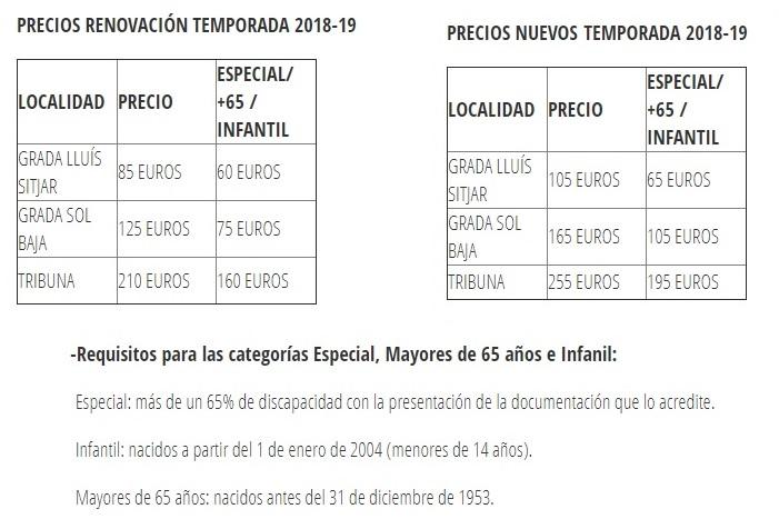 [J04] R.C.D. Mallorca - Cádiz C.F. - Viernes 07/09/2018 21:00 h. Abonos10