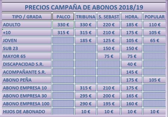 [J07] C.D. Tenerife - Cádiz C.F. - Sábado 29/09/2018 20:30 h. Abonos12