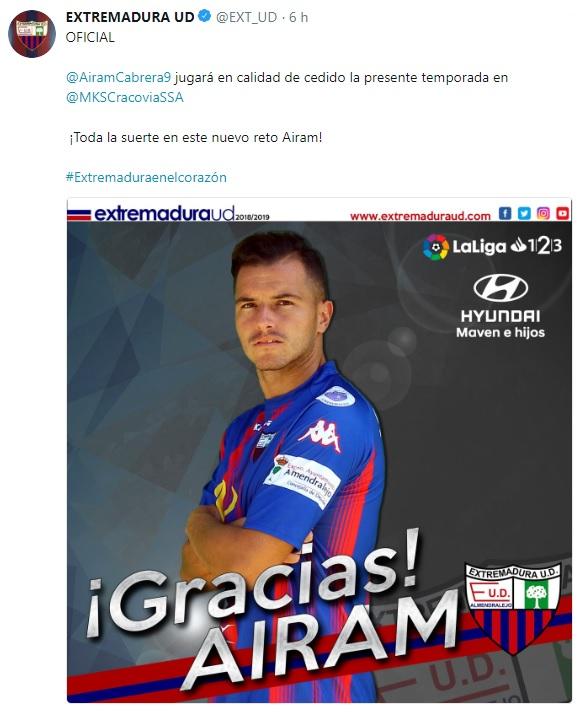 Altas y Bajas confirmadas Liga 1.2.3 Temporada 2018-2019 - Página 3 Airam10