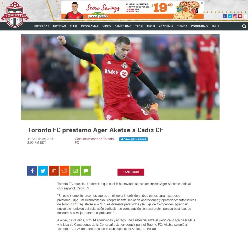 Altas y Bajas confirmadas Liga 1.2.3 Temporada 2018-2019 Aketxe12