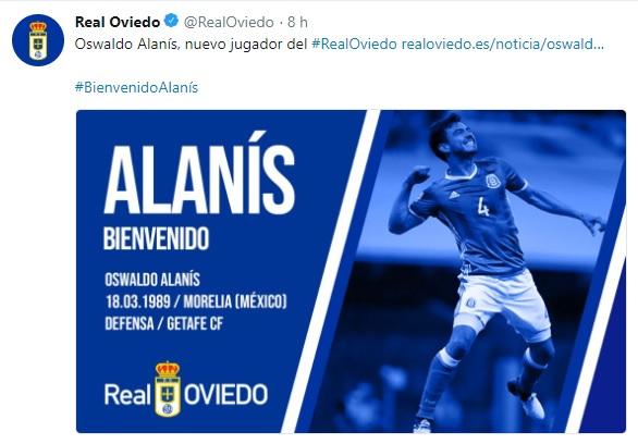 Altas y Bajas confirmadas Liga 1.2.3 Temporada 2018-2019 - Página 3 Alanis10