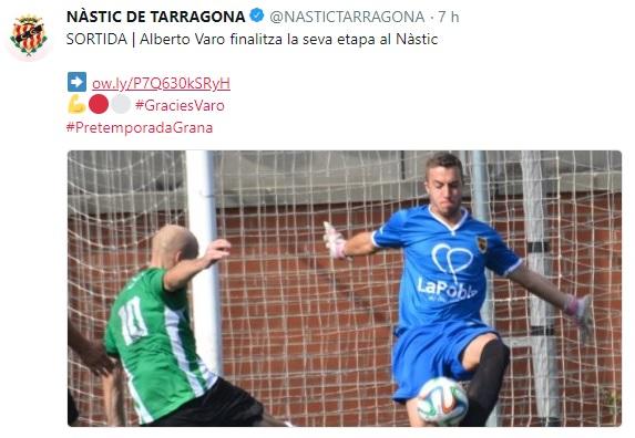 Altas y Bajas confirmadas Liga 1.2.3 Temporada 2018-2019 Albert10