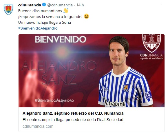 Altas y Bajas confirmadas Liga 1.2.3 Temporada 2018-2019 Alejan10