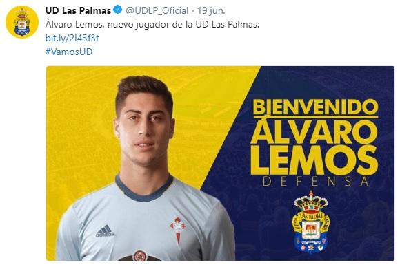 Altas y Bajas confirmadas Liga 1.2.3 Temporada 2018-2019 Alvaro10