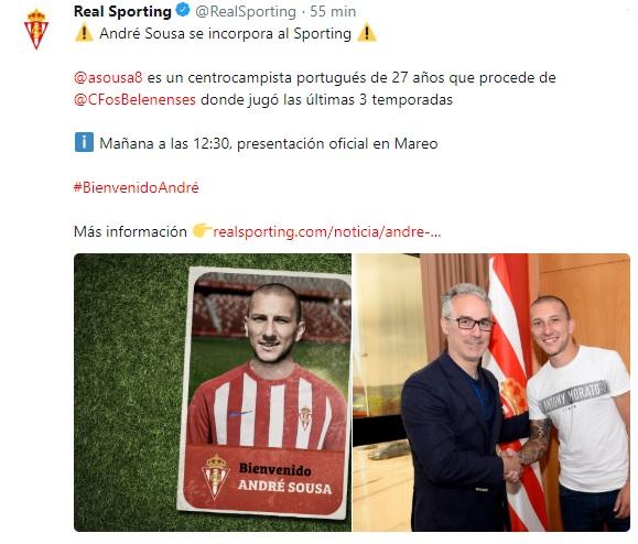 Altas y Bajas confirmadas Liga 1.2.3 Temporada 2018-2019 Andrzo10