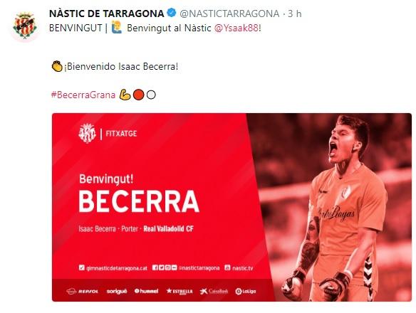 Altas y Bajas confirmadas Liga 1.2.3 Temporada 2018-2019 - Página 2 Becerr10