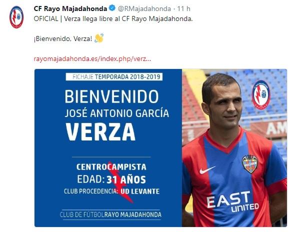 Altas y Bajas confirmadas Liga 1.2.3 Temporada 2018-2019 - Página 3 Berza10