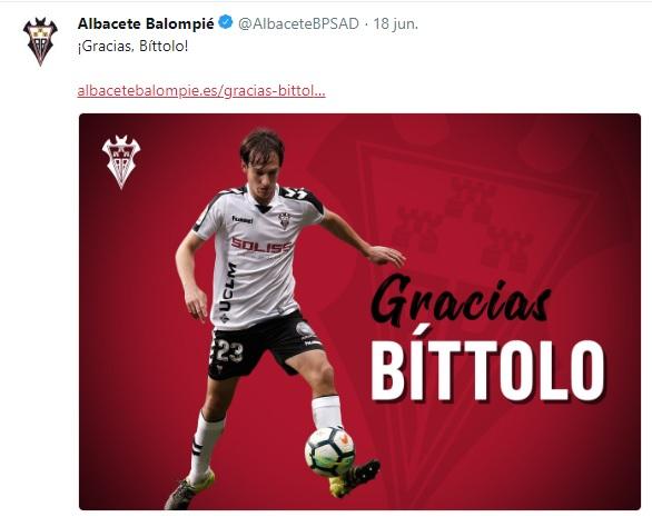 Altas y Bajas confirmadas Liga 1.2.3 Temporada 2018-2019 Bittol10