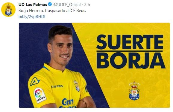 Altas y Bajas confirmadas Liga 1.2.3 Temporada 2018-2019 - Página 2 Borja_15