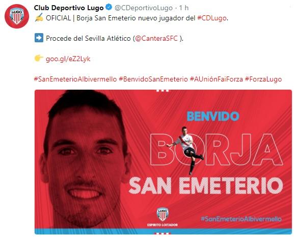 Altas y Bajas confirmadas Liga 1.2.3 Temporada 2018-2019 - Página 2 Borja_17