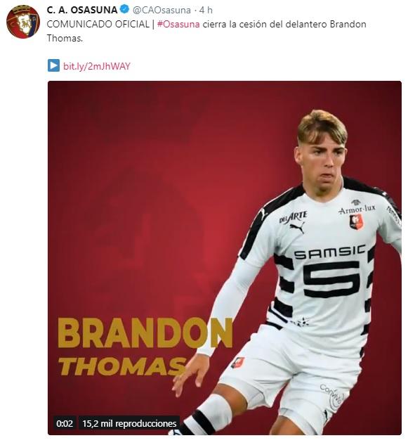 Altas y Bajas confirmadas Liga 1.2.3 Temporada 2018-2019 - Página 2 Brando10