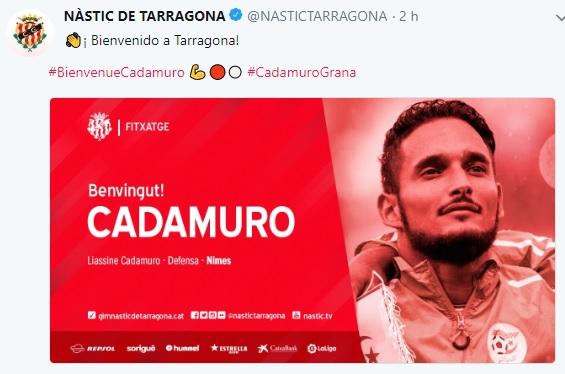 Altas y Bajas confirmadas Liga 1.2.3 Temporada 2018-2019 - Página 3 Camadu10