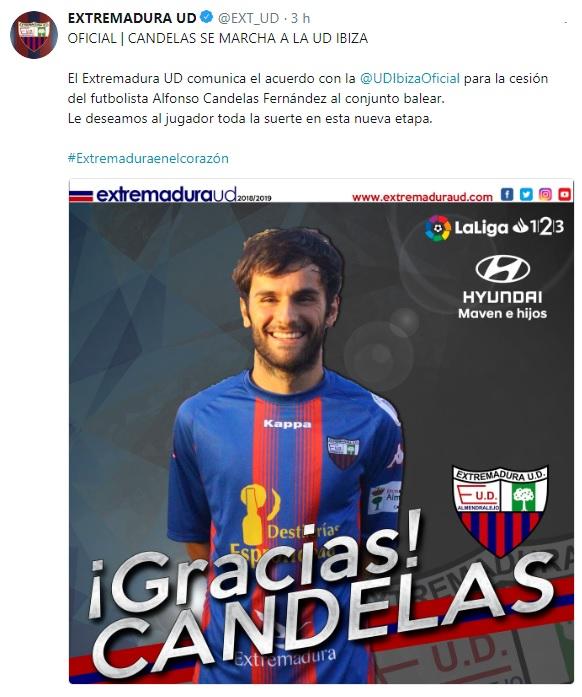 Altas y Bajas confirmadas Liga 1.2.3 Temporada 2018-2019 - Página 2 Candel10