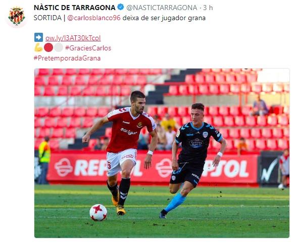 Altas y Bajas confirmadas Liga 1.2.3 Temporada 2018-2019 Carlos11