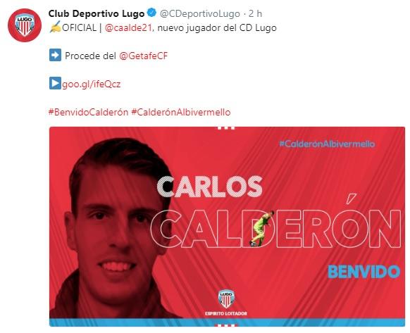 Altas y Bajas confirmadas Liga 1.2.3 Temporada 2018-2019 Carlos12