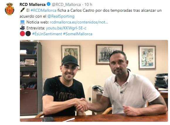 Altas y Bajas confirmadas Liga 1.2.3 Temporada 2018-2019 Carlos13