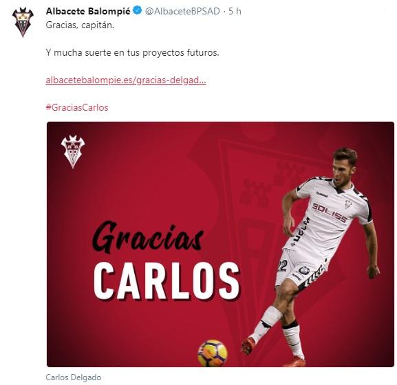 Altas y Bajas confirmadas Liga 1.2.3 Temporada 2018-2019 Carlos16