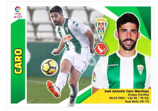 Altas y Bajas confirmadas Liga 1.2.3 Temporada 2018-2019 Caro10