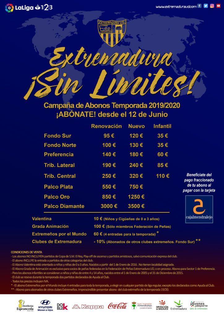[J03] Cádiz C.F. - Extremadura U.D. - Domingo 01/09/2019 21:00 h. #CádizExtremadura Cartel14