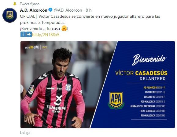 Altas y Bajas confirmadas Liga 1.2.3 Temporada 2018-2019 Casade10