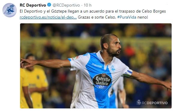 Altas y Bajas confirmadas Liga 1.2.3 Temporada 2018-2019 - Página 2 Celso10