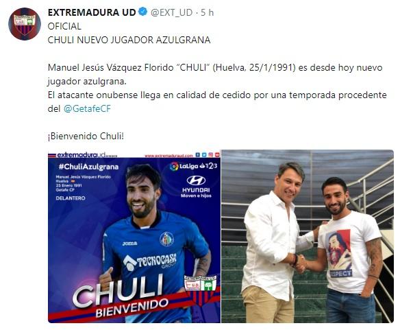 Altas y Bajas confirmadas Liga 1.2.3 Temporada 2018-2019 - Página 2 Chuli10