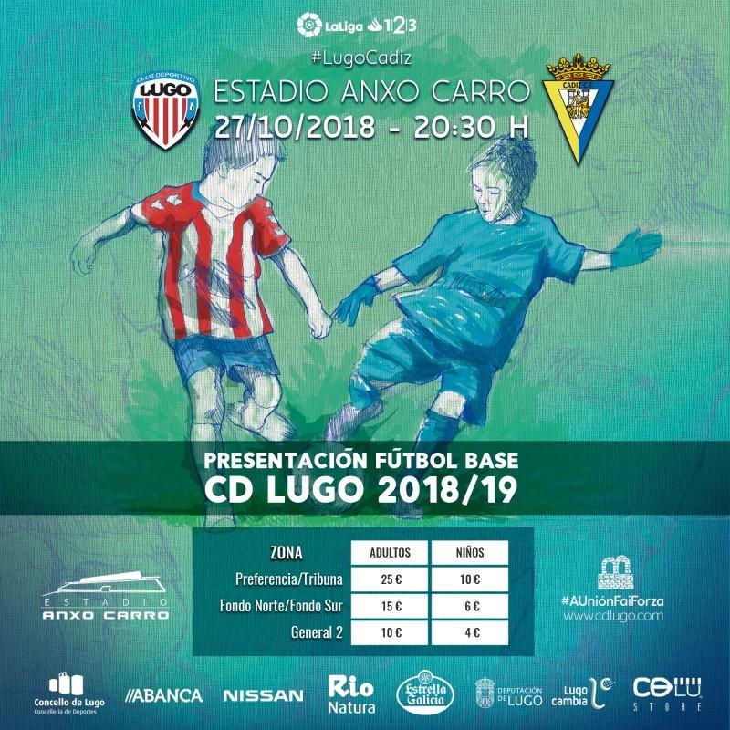 [J11] C.D. Lugo - Cádiz C.F. - Sábado 27/10/2018 20:30 h. Czerte10