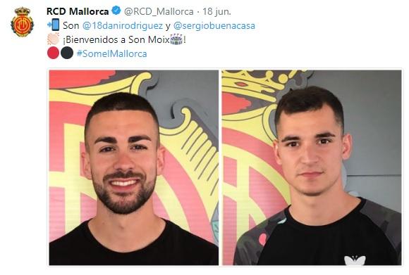 Altas y Bajas confirmadas Liga 1.2.3 Temporada 2018-2019 Dani_r11