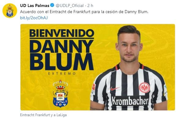 Altas y Bajas confirmadas Liga 1.2.3 Temporada 2018-2019 - Página 3 Danny_11