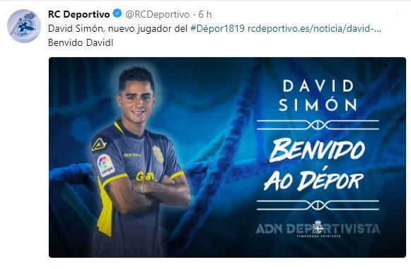 Altas y Bajas confirmadas Liga 1.2.3 Temporada 2018-2019 - Página 2 David_13