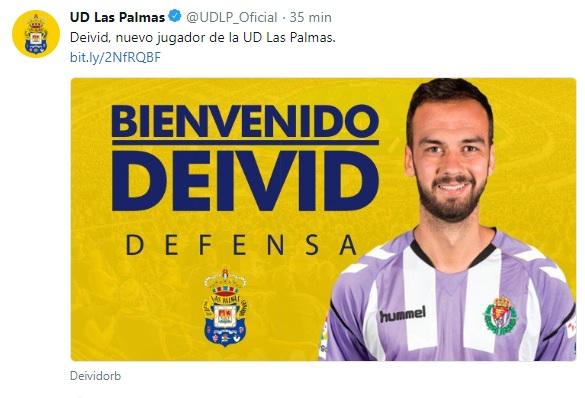 Altas y Bajas confirmadas Liga 1.2.3 Temporada 2018-2019 Deivid10