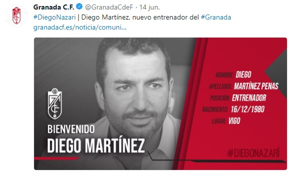Altas y Bajas confirmadas Liga 1.2.3 Temporada 2018-2019 Diego_10