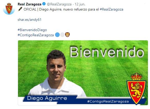 Altas y Bajas confirmadas Liga 1.2.3 Temporada 2018-2019 Diego_11