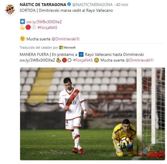 Altas y Bajas confirmadas Liga 1.2.3 Temporada 2018-2019 - Página 3 Dimitr10