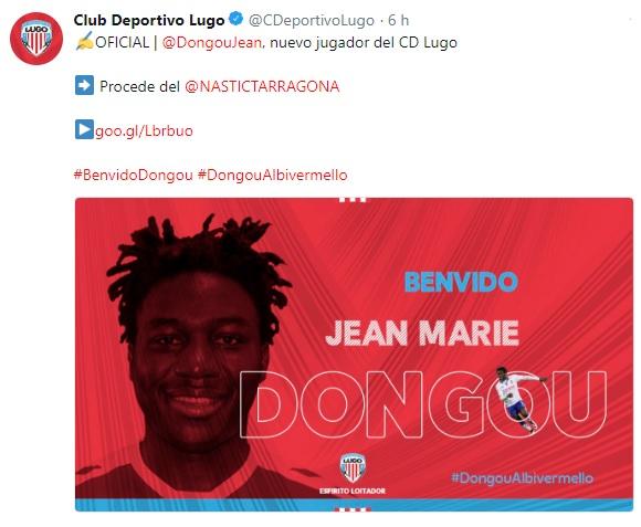 Altas y Bajas confirmadas Liga 1.2.3 Temporada 2018-2019 Dongou10