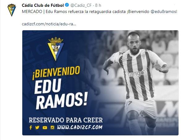 Altas y Bajas confirmadas Liga 1.2.3 Temporada 2018-2019 - Página 3 Edu_ra10