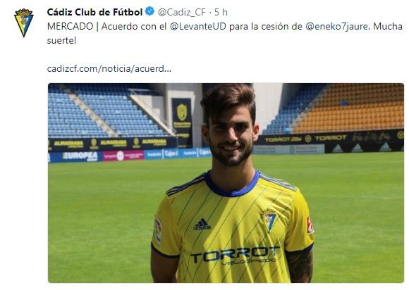 Altas y Bajas confirmadas Liga 1.2.3 Temporada 2018-2019 - Página 3 Eneko10