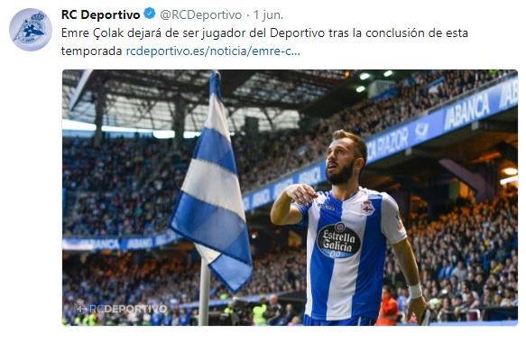 Altas y Bajas confirmadas Liga 1.2.3 Temporada 2018-2019 Enr10