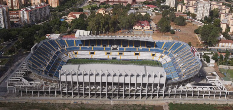 [J11] Málaga C.F. - Cádiz C.F. - Sábado 12/10/2019 18:00 h. #MálagaCádiz Estadi32